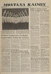 Montana Kaimin, May 24, 1960