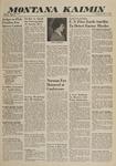 Montana Kaimin, May 25, 1960