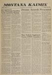 Montana Kaimin, June 2, 1960