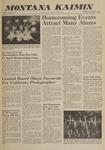 Montana Kaimin, September 30, 1960