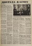 Montana Kaimin, October 7, 1960