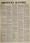 Montana Kaimin, October 13, 1960