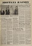 Montana Kaimin, October 21, 1960
