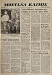 Montana Kaimin, October 27, 1960