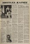 Montana Kaimin, November 16, 1960