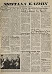 Montana Kaimin, November 18, 1960