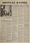Montana Kaimin, December 1, 1960
