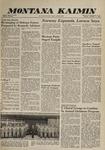 Montana Kaimin, December 6, 1960