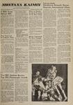 Montana Kaimin, December 7, 1960
