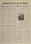 Montana Kaimin, January 12, 1961