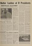 Montana Kaimin, January 24, 1961