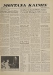 Montana Kaimin, January 26, 1961