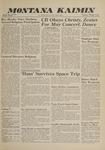 Montana Kaimin, February 1, 1961
