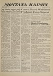 Montana Kaimin, February 8, 1961