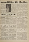 Montana Kaimin, February 14, 1961