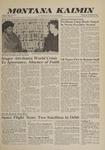 Montana Kaimin, February 22, 1961