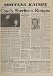 Montana Kaimin, February 23, 1961