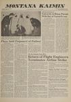 Montana Kaimin, February 24, 1961
