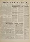 Montana Kaimin, March 3, 1961