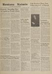 Montana Kaimin, April 6, 1961