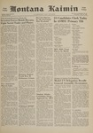 Montana Kaimin, April 19, 1961