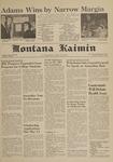 Montana Kaimin, April 27, 1961