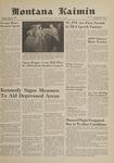 Montana Kaimin, May 2, 1961