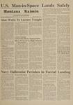 Montana Kaimin, May 5, 1961