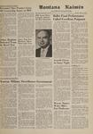 Montana Kaimin, May 16, 1961