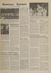 Montana Kaimin, May 23, 1961