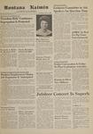 Montana Kaimin, May 24, 1961