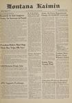 Montana Kaimin, May 25, 1961