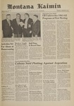 Montana Kaimin, September 28, 1961