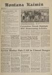 Montana Kaimin, September 29, 1961