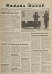 Montana Kaimin, October 5, 1961