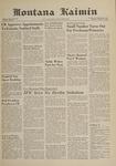 Montana Kaimin, October 12, 1961