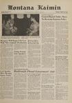 Montana Kaimin, October 26, 1961