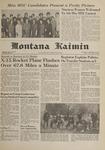 Montana Kaimin, November 10, 1961