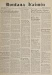 Montana Kaimin, November 28, 1961