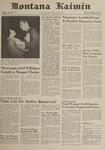 Montana Kaimin, November 30, 1961