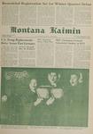 Montana Kaimin, December 8, 1961