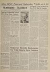 Montana Kaimin, January 5, 1962