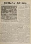 Montana Kaimin, January 18, 1962