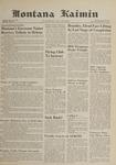 Montana Kaimin, January 30, 1962