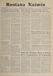 Montana Kaimin, February 2, 1962
