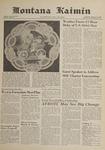Montana Kaimin, February 14, 1962