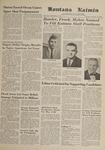 Montana Kaimin, February 15, 1962