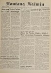 Montana Kaimin, February 16, 1962