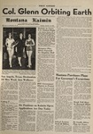 Montana Kaimin, February 20, 1962
