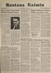 Montana Kaimin, February 21, 1962